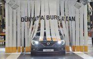 Yeni Renault Megane Sedan 2017 üretime geçti
