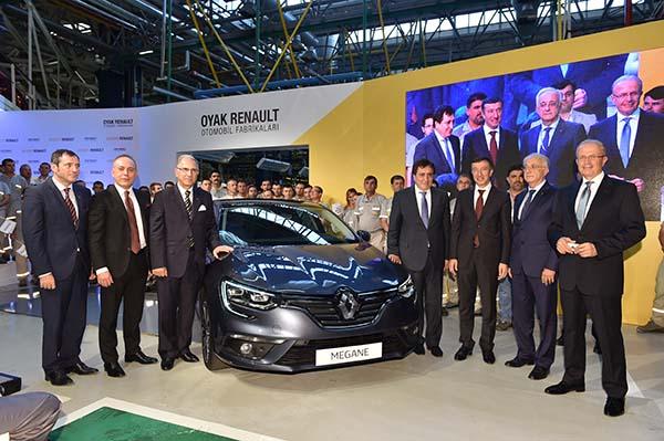 Yeni Renault Megane Sedan 2017