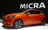 Yeni Nissan Micra 2017 tanıtıldı