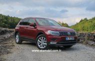 Yeni VW Tiguan 1.4 TSI DSG test sürüşü