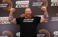 Castrol EDGE SUPERCAR Thor tarafından tanıtıldı