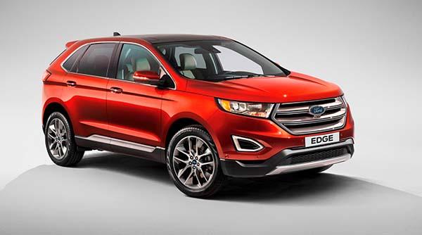 Ford Edge modeli