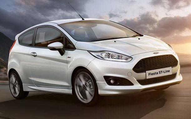 Ford Fiesta ST-Line ve Focus ST-Line bayilerde