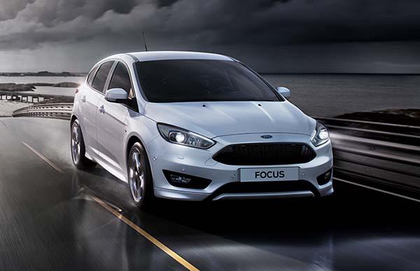 Ford Fiesta ST-Line ve Focus ST-Line