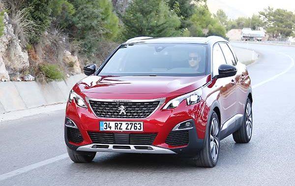 Yeni 2017 Peugeot 3008 modeli fiyat listesi