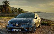 Yeni 2017 Renault Megane Sedan test videosu