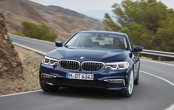 Yeni BMW 5 Serisi 2017 yüzünü gösterdi
