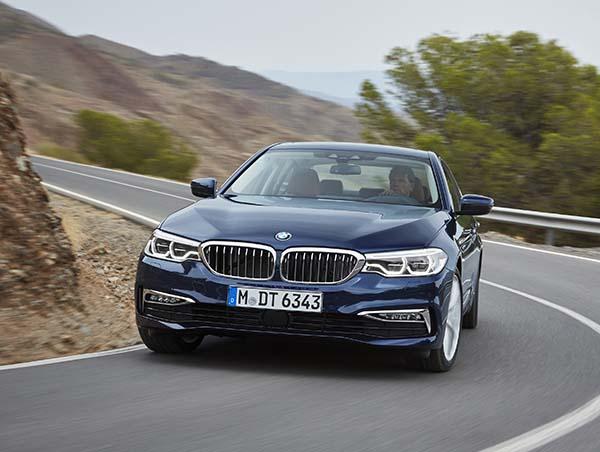 Yeni BMW 5 Serisi 2017