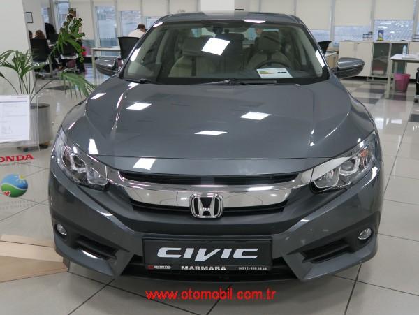 Yeni Honda Civic Sedan 2016 Fiyat Listesi Otomobil