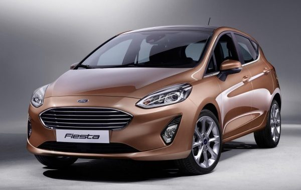 Yeni Ford Fiesta 2017