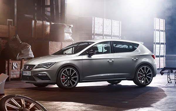 Yeni SEAT Leon Cupra 2017 modeli tanıtıldı