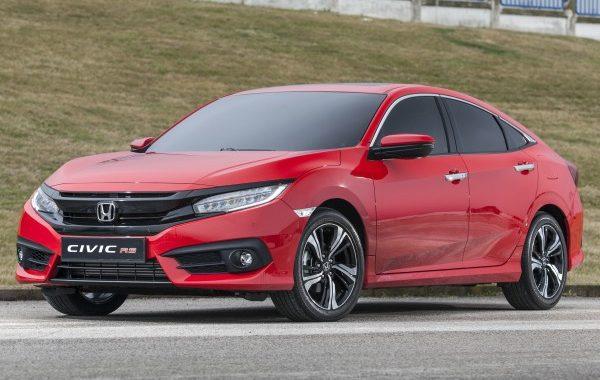 Honda Civic RS satışa sunuldu