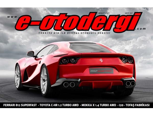 e-otodergi 102 yayında