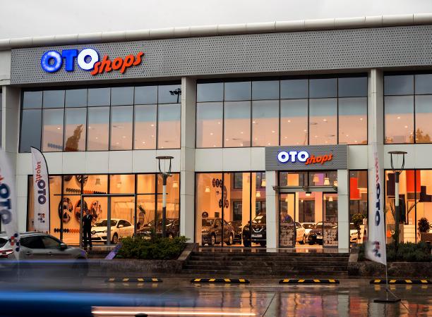 Otoshops ikinci el otomobil alım satımında iddialı