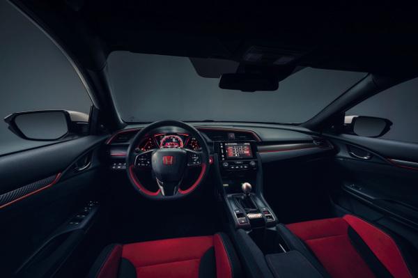 Yeni Honda Type R 2017