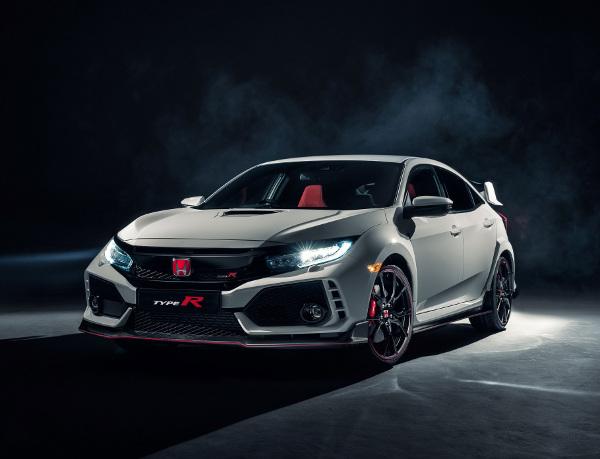 Yeni Honda Type R 2017 Cenevre'de tanıtıldı