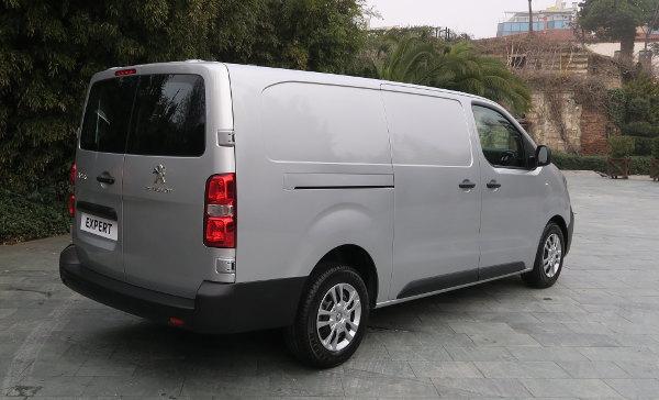 Yeni Peugeot Expert 2017