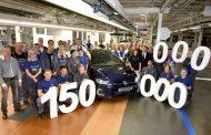 Volkswagen üretimi 150 milyon adedi buldu