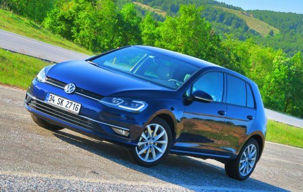 Yeni VW Golf 1.6 TDI 115 HP DSG test sürüşü