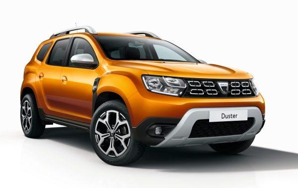 Yeni Dacia Duster 2018 hazır
