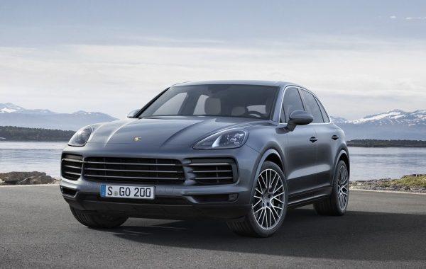 Yeni Porsche Cayenne 2018