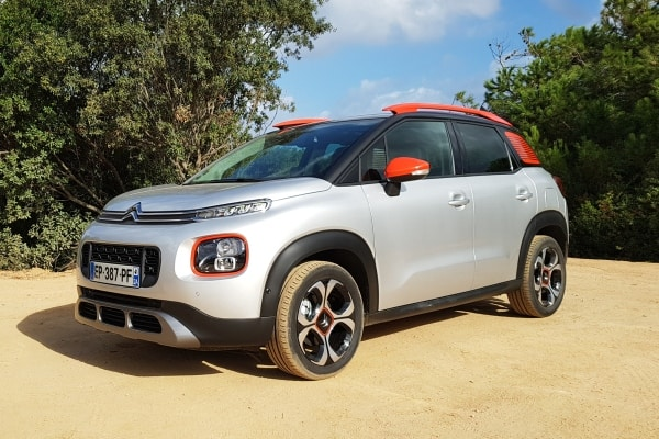 citroen c3 aircross test s r otomobil. Black Bedroom Furniture Sets. Home Design Ideas