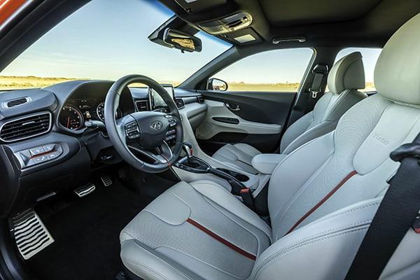 Hyundai Veloster 2018 3