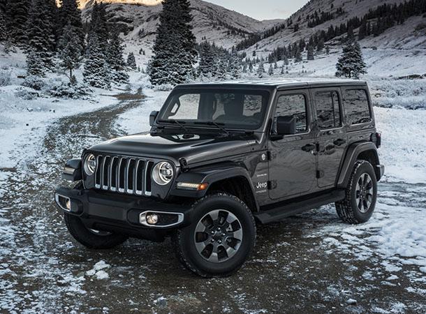 Yeni Jeep Wrangler 2018 sonbaharında geliyor
