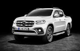 Mercedes-Benz X Serisi pick-up test videosu