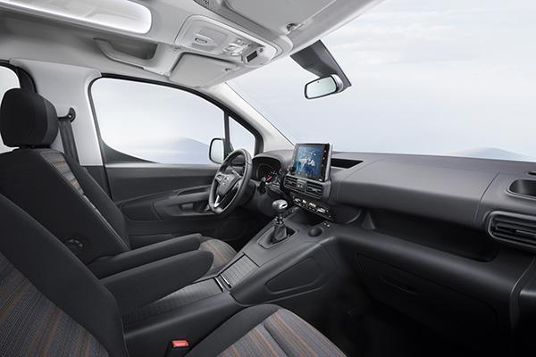 Yeni Opel Combo 2018