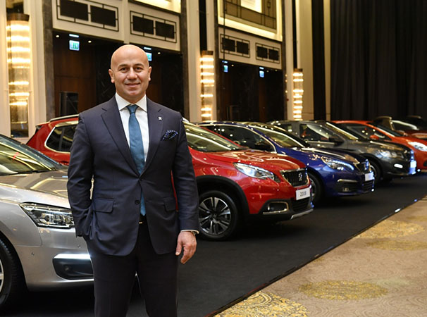 Peugeot 2017 raporu ve 2018 hedefleri açıklandı