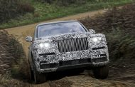 Rolls-Royce Cullinan SUV geliyor