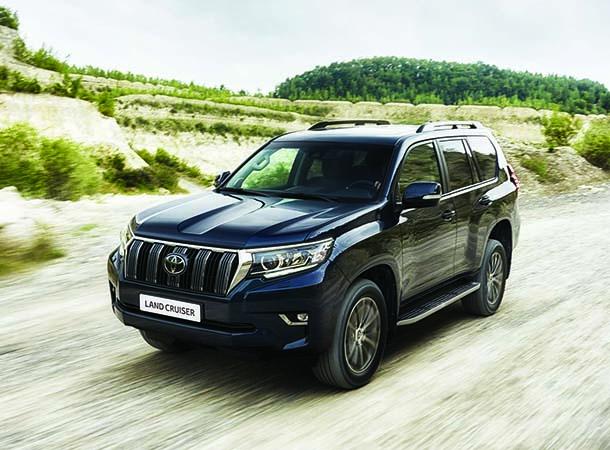 Yeni Toyota Land Cruiser Prado 2018 Türkiye'de