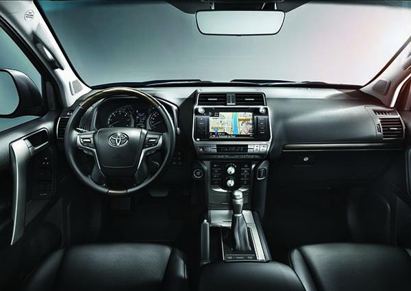 Yeni Toyota Land Cruiser Prado 2018