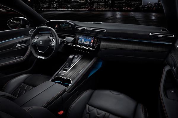 Yeni Peugeot 508 2018