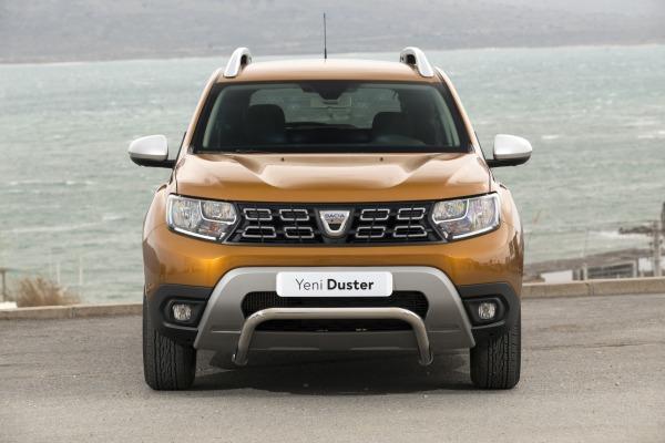 Yeni Dacia Duster 2018 fiyat listesi