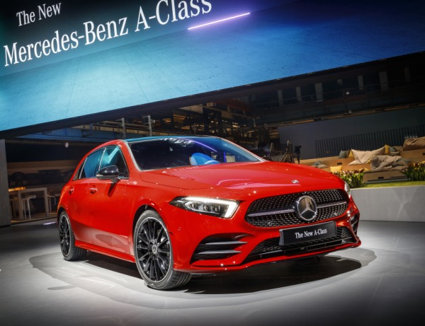Yeni Mercedes-Benz A Serisi 2018