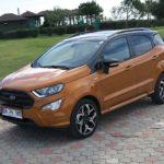 Ford EcoSport 2018 test videosu