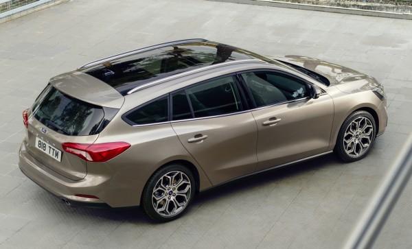 Yeni Ford Focus 2018 - Otomobil