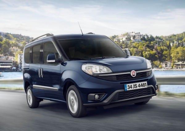 Fiat Doblo 1.4 95 HP benzinli satışa sunuldu