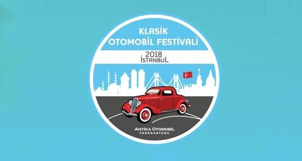 Klasik Otomobil Festivali 2018 başladı