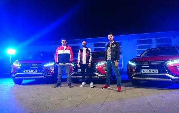 Mitsubishi Eclipse Cross'a özel şarkı