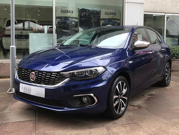 Yeni Fiat Egea Sedan Mirror 2019 tanıtıldı