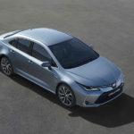 Yeni Toyota Corolla Sedan Hibrit 2019