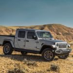 Yeni Jeep Gladiator pick-up