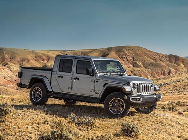 Yeni Jeep Gladiator pick-up tanıtıldı