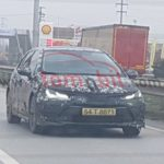Yeni Toyota Corolla 2019 Test