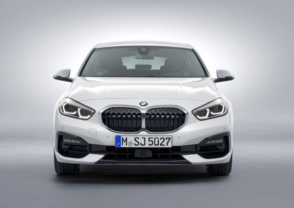 Yeni BMW 1 Serisi (2020)