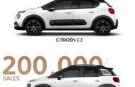 Citroen, C3 HB ve C3 Aircross satış adetlerini duyurdu