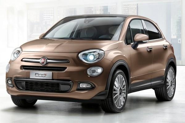 Fiat 500X üretimi 500.000 adedi geçti